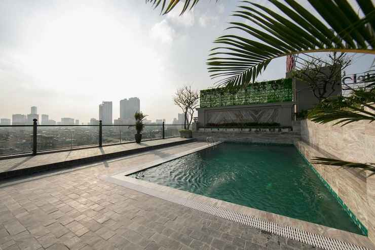 SWIMMING_POOL Sen Grand Hotel & Spa Managed By Sen Group