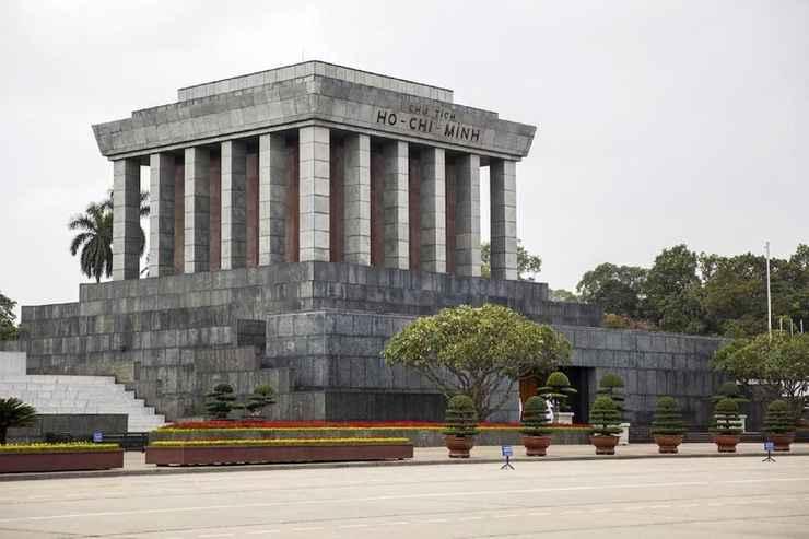 EXTERIOR_BUILDING Hanoi L'heritage Centre