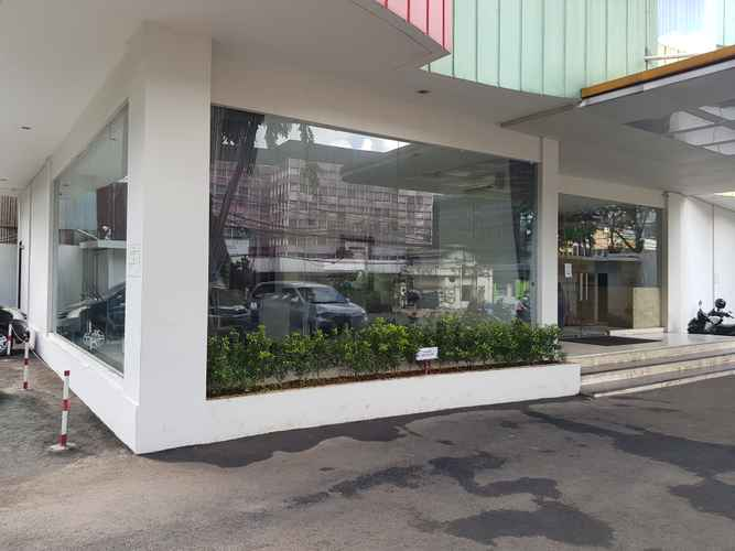 LOBBY N3 Hotel Zainul Arifin