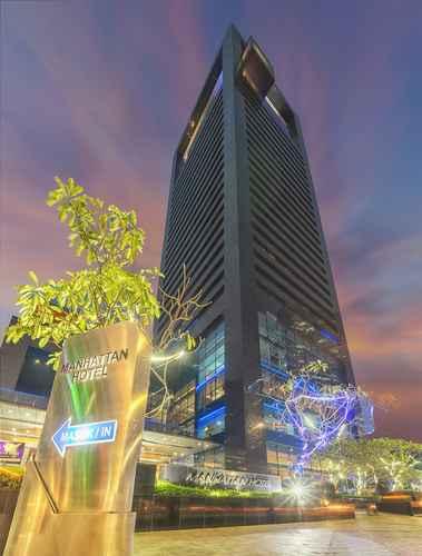 EXTERIOR_BUILDING Manhattan Hotel