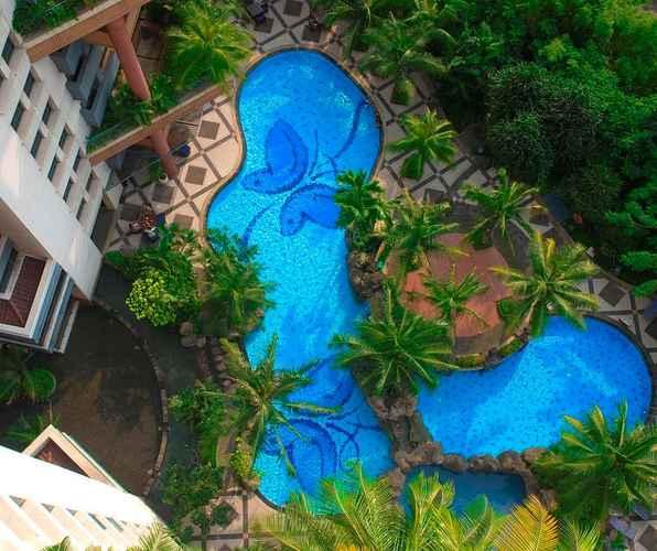 SWIMMING_POOL Grand Tropic Suites Hotel