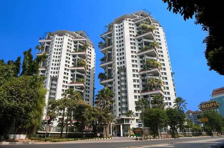 EXTERIOR_BUILDING Grand Tropic Suites Hotel