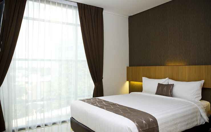 D'cozie Hotel by Prasanthi Jakarta - Deluxe Double Room Only