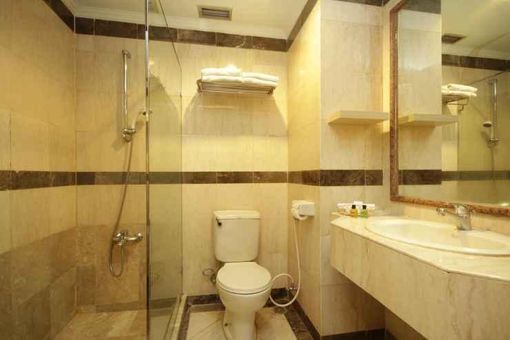BATHROOM Maharadja Hotel