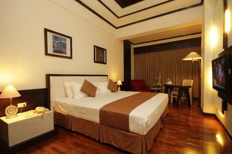 BEDROOM Maharadja Hotel