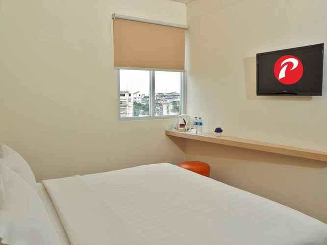 BEDROOM d'primahotel ITC Mangga Dua