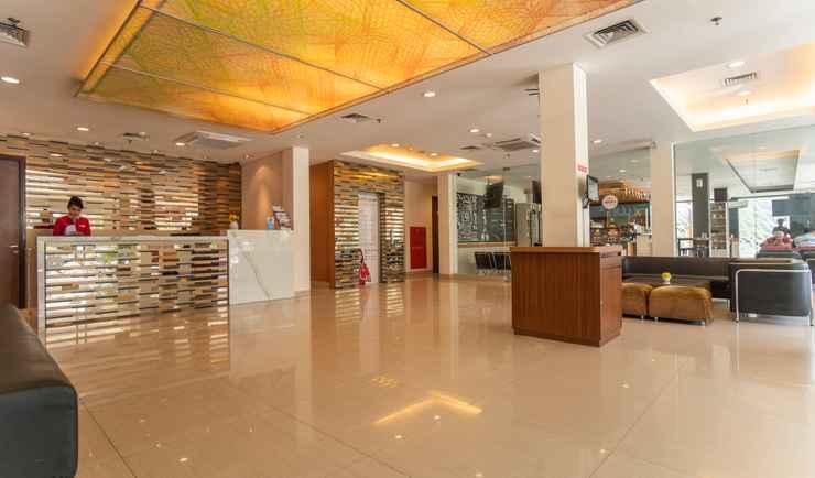 LOBBY d'primahotel ITC Mangga Dua