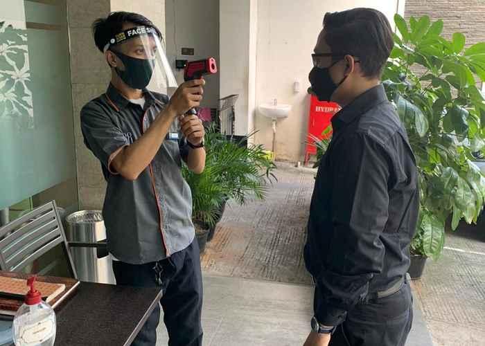 HYGIENE_FACILITY Hotel 88 Grogol Jakarta
