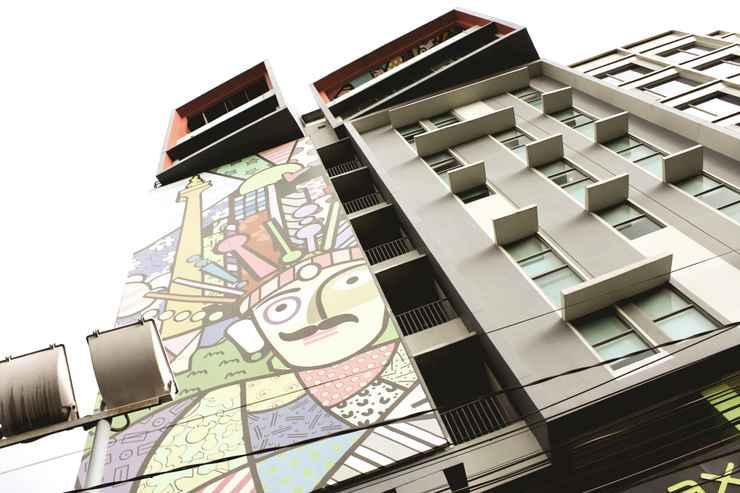 EXTERIOR_BUILDING MaxOneHotels.com @ Sabang - Jakarta