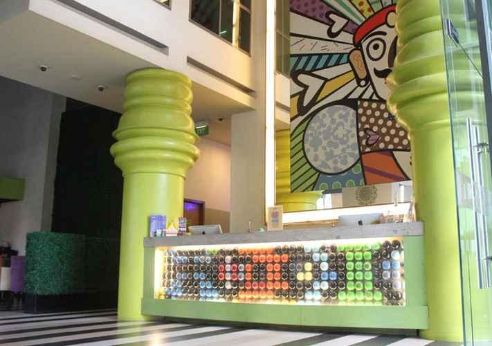 LOBBY MaxOneHotels.com @ Sabang - Jakarta