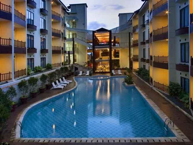 SWIMMING_POOL Palace Hotel Cipanas