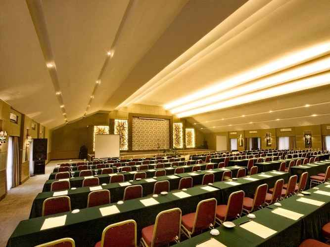 FUNCTIONAL_HALL Palace Hotel Cipanas