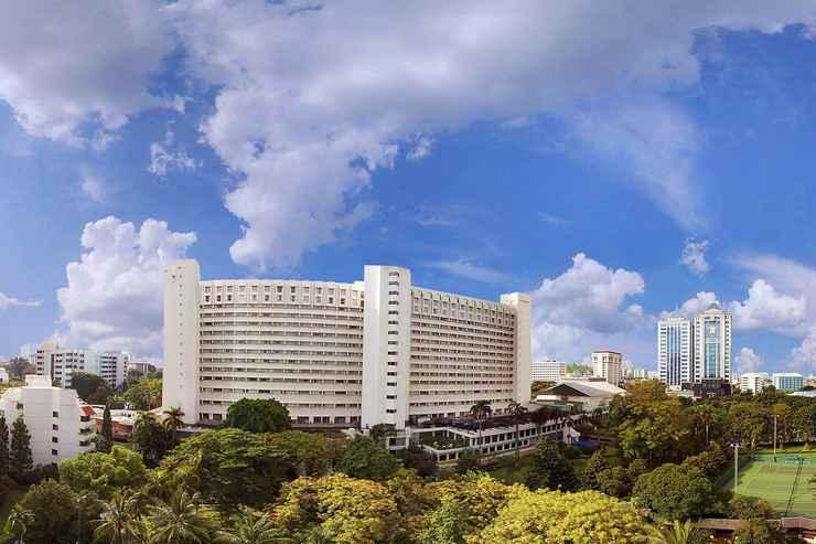 EXTERIOR_BUILDING Hotel Borobudur Jakarta