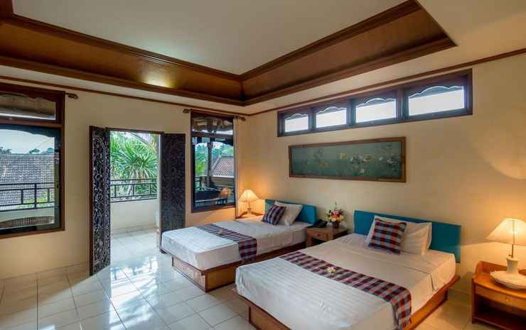 DePradha Ubud Guest House Bali - Deluxe Twin Room Only