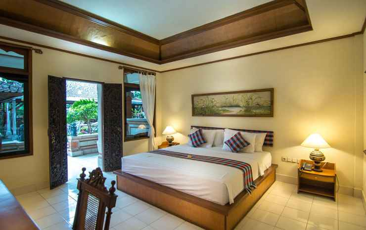 DePradha Ubud Guest House Bali - Deluxe Double Room Only