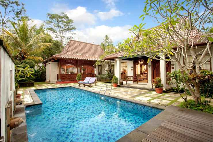SWIMMING_POOL The Cangkringan Jogja Villas & Spa