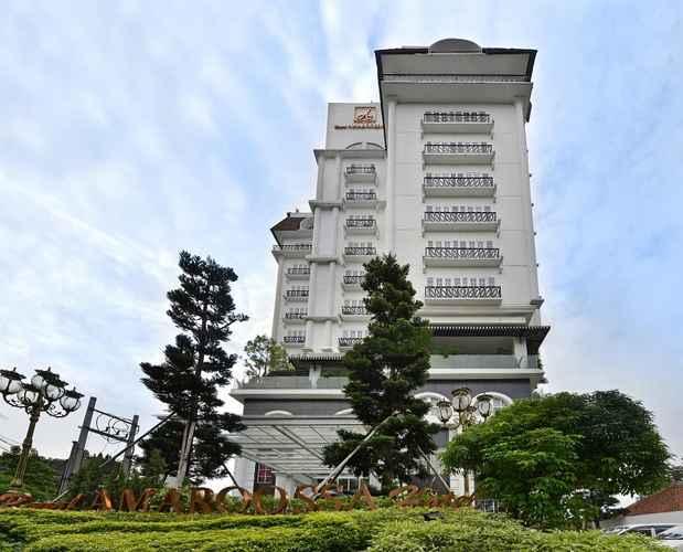 EXTERIOR_BUILDING Amaroossa Royal Hotel Bogor