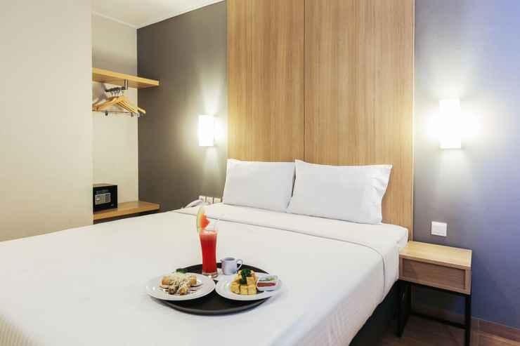 BEDROOM Hotel Citradream Tugu Yogyakarta