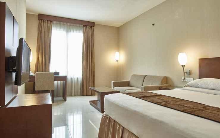 BEDROOM Triniti Hotel Gajah Mada