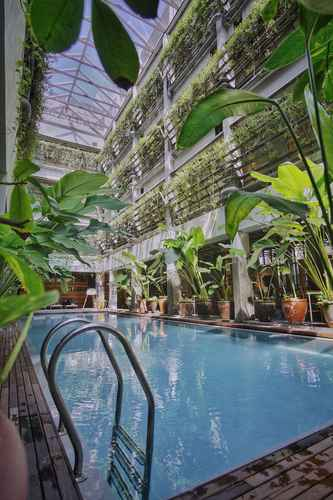 SWIMMING_POOL Greenhost Boutique Hotel