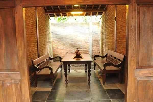 LOBBY Cempaka Guesthouse Borobudur