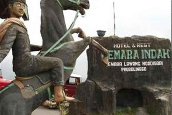 EXTERIOR_BUILDING Cemara Indah Hotel