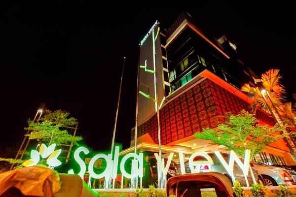 EXTERIOR_BUILDING Sala View Hotel