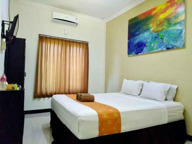 BEDROOM Tirta Kencana Hotel & Garden Resto