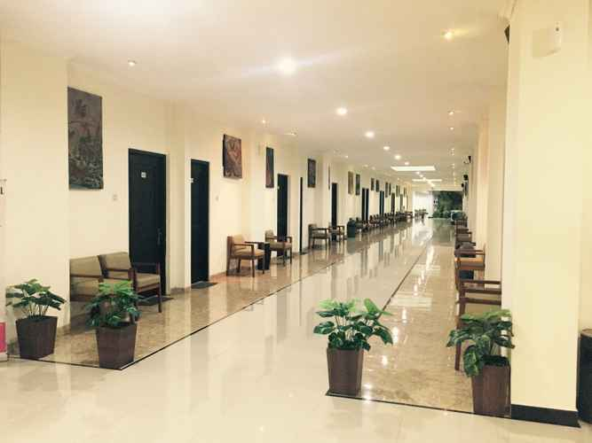 EXTERIOR_BUILDING Tirta Kencana Hotel & Garden Resto