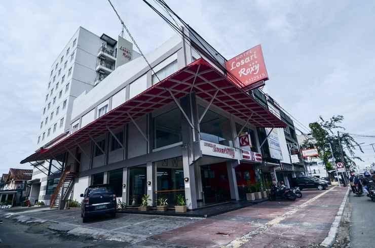 EXTERIOR_BUILDING Losari Roxy Hotel Jakarta