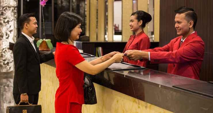 BAR_CAFE_LOUNGE Atria Hotel Magelang