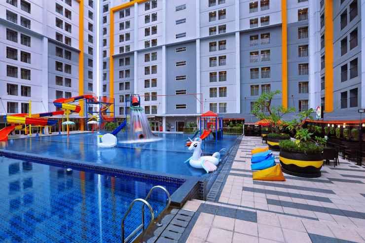 SWIMMING_POOL Vega Hotel Gading Serpong (Formerly Ara Hotel Gading Serpong)