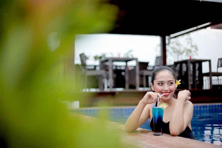SWIMMING_POOL Dafam Fortuna Malioboro Yogyakarta