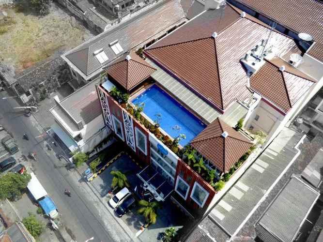EXTERIOR_BUILDING Dafam Fortuna Malioboro Yogyakarta