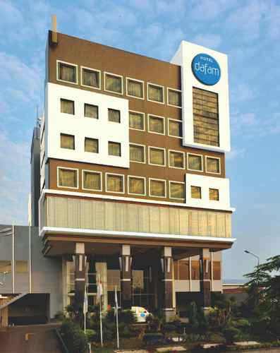 EXTERIOR_BUILDING Hotel Dafam Pekalongan