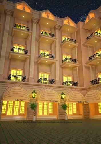 EXTERIOR_BUILDING Bella Hotel Surabaya