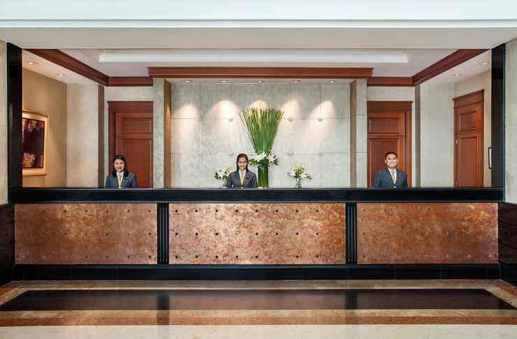 LOBBY Menara Peninsula Hotel Jakarta