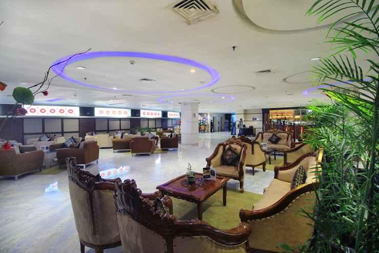 LOBBY Grand Dafam Q Hotel Banjarbaru DHM Syariah