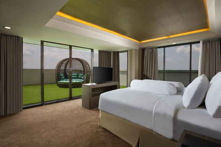 BEDROOM Indoluxe Hotel Jogjakarta
