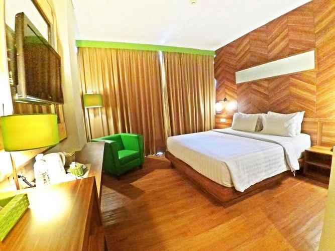 BEDROOM MaxOneHotels.com @ Vivo Palembang