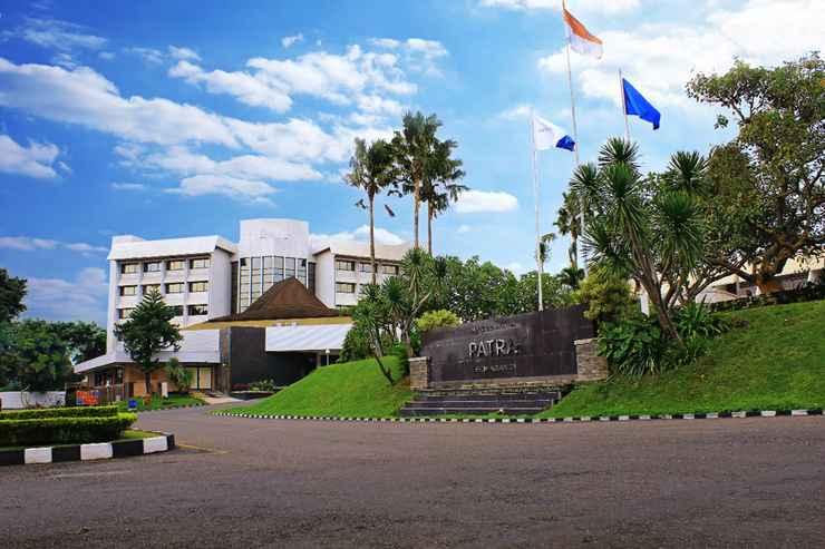 EXTERIOR_BUILDING Patra Semarang Hotel & Convention