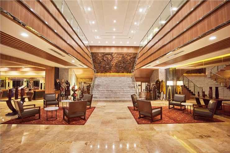 LOBBY Patra Semarang Hotel & Convention