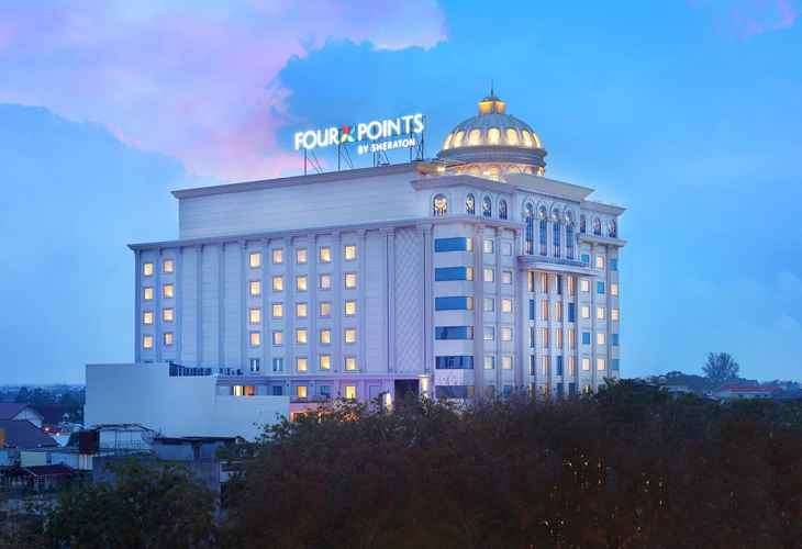 EXTERIOR_BUILDING Four Points by Sheraton Medan