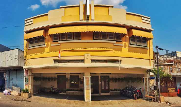 EXTERIOR_BUILDING Hotel Keprabon Solo