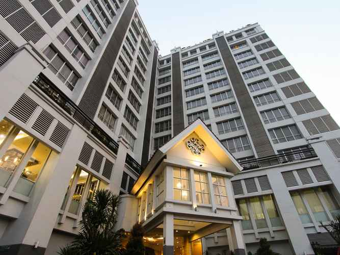 EXTERIOR_BUILDING Grand Darmo Suite by AMITHYA