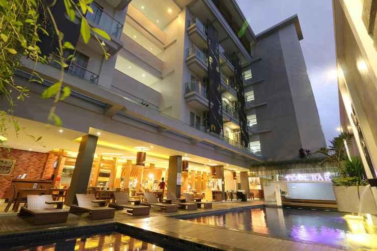 EXTERIOR_BUILDING Crystal Lotus Hotel