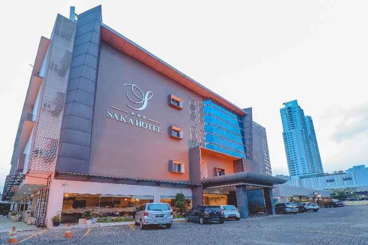 EXTERIOR_BUILDING Saka Hotel  Medan