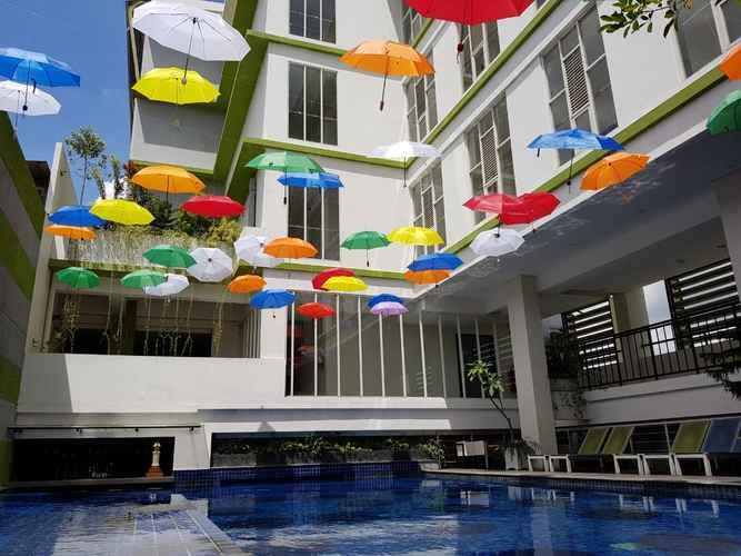 EXTERIOR_BUILDING Hotel Dafam Fortuna Seturan