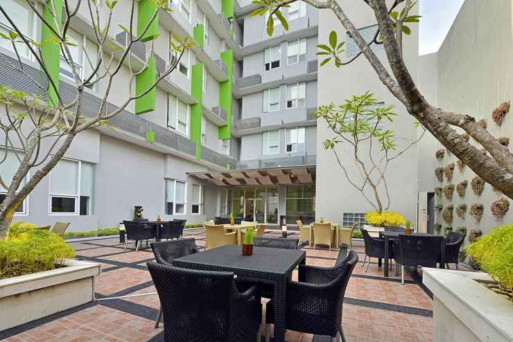 COMMON_SPACE Whiz Hotel Malioboro Yogyakarta