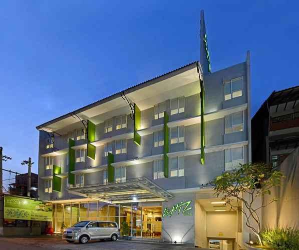 EXTERIOR_BUILDING Whiz Hotel Malioboro Yogyakarta